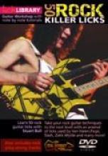 """Stuart Bull """"Learn To Play 50 Killer Rock Licks"""""""