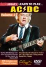 """Danny Gill """"Learn To Play AC/DC Vol. 2"""""""