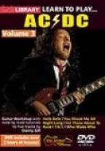 "Danny Gill ""Learn To Play AC/DC Vol. 3"""