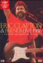 """Eric Clapton & Friends """"Live 1986"""""""