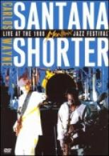 "Santana/Shorter ""Live At The 1988 Montreux Jazz Festival"""