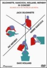"DeJohnette/Metheny ""Live At The 1990 Mellon Jazz Festival"""