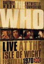 """The Who """"Live At The Isle Of Wight Festival"""""""