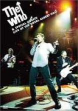 "The Who ""Live At The Royal Albert Hall"""