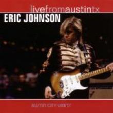 "Eric Johnson ""Live From Austin TX"""