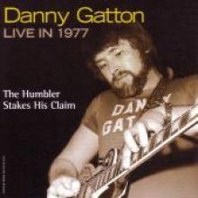 """Danny Gatton """"Live In 1977"""""""