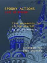 """Spooky Actions """"Live In Moscow"""""""