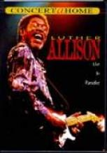 "Luther Allison ""Live In Paradise"""