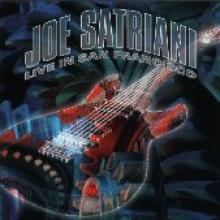 "Joe Satriani ""Live In San Francisco"""