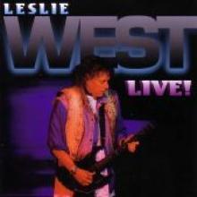 """Leslie West """"Live!"""""""
