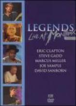 "Legends ""Live At Montreux 1997"""