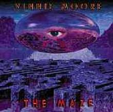 "Vinnie Moore ""The Maze"""