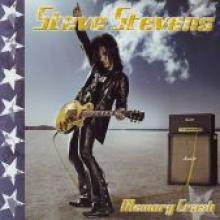 """Steve Stevens """"Memory Crash"""""""