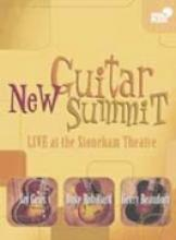 "New Guitar Summit ""Live At The Stoneham Theatre"""