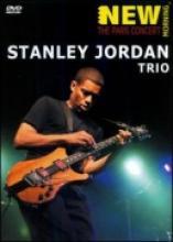 "Stanley Jordan Trio ""New Morning: The Paris Concert"""