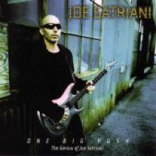 "Joe Satriani ""One Big Rush: The Genius Of Joe Satriani"""