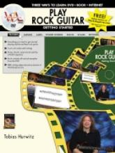 "Tobias Hurwitz ""Play Rock Guitar: Getting Started"""