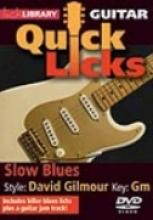 "Jamie Humphries ""Quick Licks: Slow Blues, David Gilmour"""