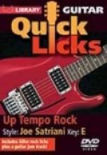 "Danny Gill ""Quick Licks: Up Tempo Rock, Joe Satriani"""