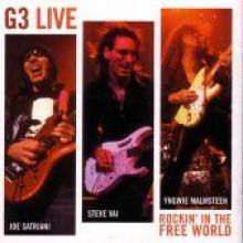 "G3 ""Live: Rockin' In The Free World"""
