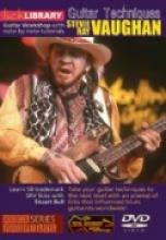 "Stuart Bull ""Rock Profiles: Stevie Ray Vaughan Guitar Technique"""