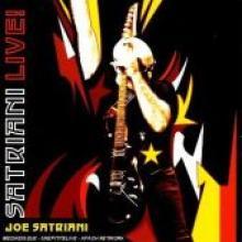 "Joe Satriani ""Satriani Live!"""
