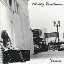 """Marty Friedman """"Scenes"""""""