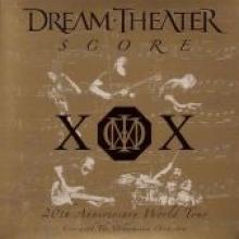 """Dream Theater """"Score: 20th Anniversary World Tour"""""""