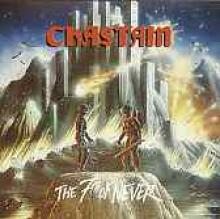 """Chastain """"The 7th Of Never"""""""