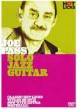 "Joe Pass ""Solo Jazz Guitar"""