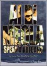 """Al DiMeola """"Speak A Volcano: Return To Electric Guitar"""""""