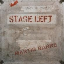 "Martin Barre ""Stage Left"""