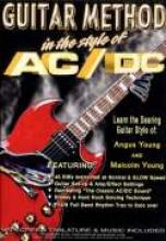 "Curt Mitchell ""Guitar Method: In The Style Of AC/DC"""