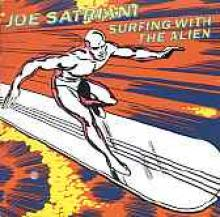 "Joe Satriani ""Surfing With The Alien"""