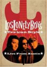 """Los Lonely Boys """"Texican Style: Live From Austin"""""""