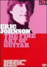 "Eric Johnson ""The Fine Art Of Guitar"""