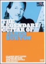 "James Burton ""The Legendary Guitar Of James Burton"""