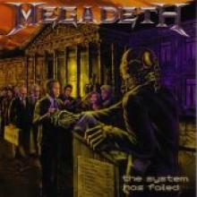 "Megadeth ""The System Has Failed"""