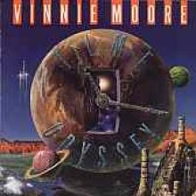 "Vinnie Moore ""Time Odyssey"""