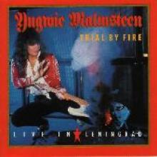 """Yngwie J. Malmsteen """"Trial By Fire: Live In Leningrad"""""""