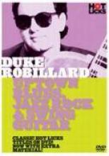 "Duke Robillard ""Uptown Blues, Jazz, Rock & Swing Guitar"""