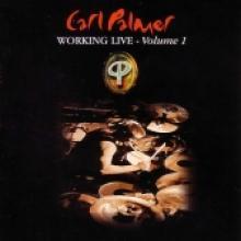 "Carl Palmer ""Working Live - Volume 1"""