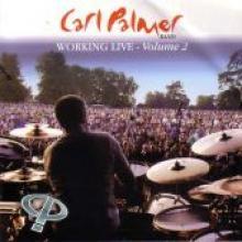 "Carl Palmer ""Working Live - Volume 2"""