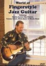 """World Of Fingerstyle Jazz Guitar"""