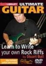 "Stuart Bull ""Learn To Write Your Own Rock Riffs"""