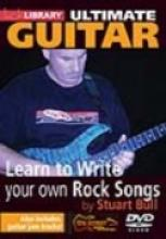 """Stuart Bull """"Learn To Write Your Own Rock Songs"""""""