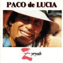 """Paco De Lucia """"Zyryab"""""""