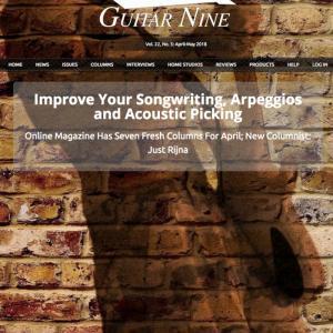 Guitar Nine 2018