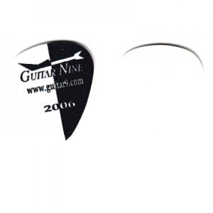 Guitar Nine 2006 Logo Matte