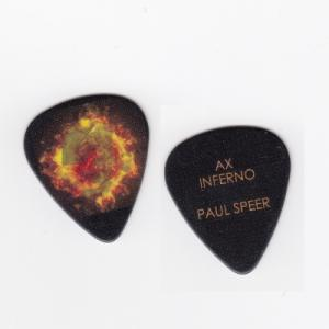 "Paul Speer ""Ax Inferno"""